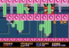 Castle of Illusion Megadrive Genesis 066