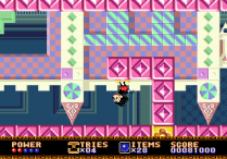 Castle of Illusion Megadrive Genesis 069