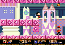 Castle of Illusion Megadrive Genesis 072