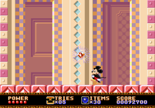 Castle of Illusion Megadrive Genesis 075