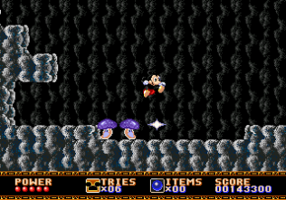 Castle of Illusion Megadrive Genesis 076