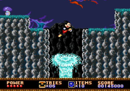 Castle of Illusion Megadrive Genesis 078