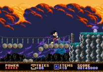 Castle of Illusion Megadrive Genesis 079