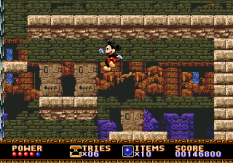 Castle of Illusion Megadrive Genesis 088