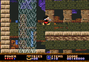 Castle of Illusion Megadrive Genesis 089