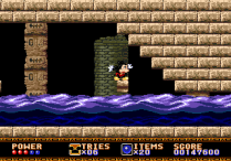 Castle of Illusion Megadrive Genesis 094