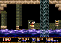Castle of Illusion Megadrive Genesis 096