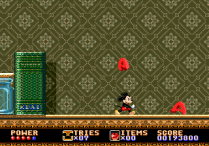 Castle of Illusion Megadrive Genesis 102