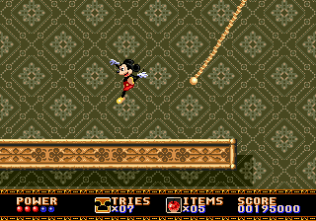 Castle of Illusion Megadrive Genesis 109