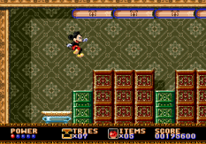 Castle of Illusion Megadrive Genesis 110