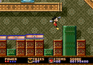 Castle of Illusion Megadrive Genesis 111