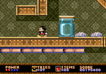 Castle of Illusion Megadrive Genesis 114