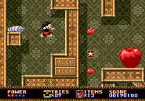 Castle of Illusion Megadrive Genesis 116