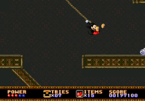 Castle of Illusion Megadrive Genesis 117