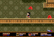 Castle of Illusion Megadrive Genesis 118