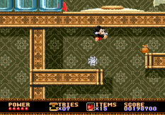 Castle of Illusion Megadrive Genesis 121