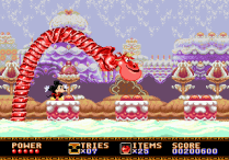 Castle of Illusion Megadrive Genesis 126