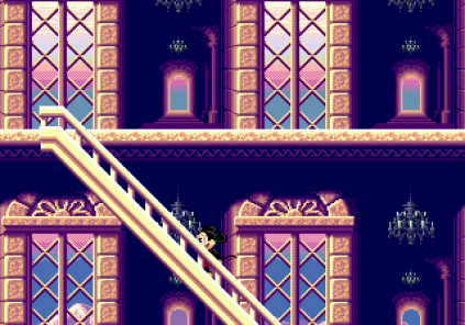 Castle of Illusion Megadrive Genesis 130