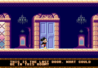 Castle of Illusion Megadrive Genesis 131