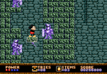 Castle of Illusion Megadrive Genesis 138