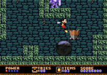 Castle of Illusion Megadrive Genesis 139