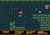 Castle of Illusion Megadrive Genesis 140