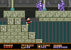Castle of Illusion Megadrive Genesis 142