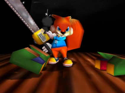 Conker's Bad Fur Day N64 001