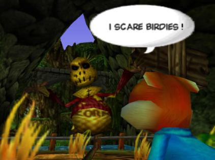 Conker's Bad Fur Day N64 020