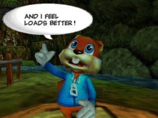 Conker's Bad Fur Day N64 022