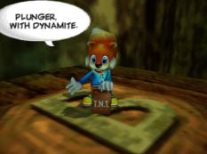 Conker's Bad Fur Day N64 043