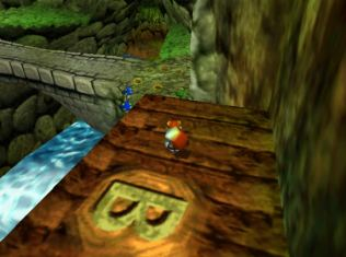 Conker's Bad Fur Day N64 044