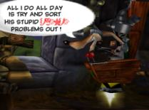 Conker's Bad Fur Day N64 050