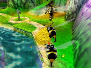 Conker's Bad Fur Day N64 066