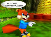 Conker's Bad Fur Day N64 068