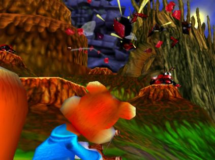 Conker's Bad Fur Day N64 075