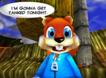 Conker's Bad Fur Day N64 106