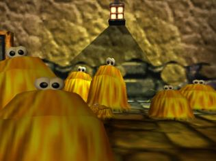 Conker's Bad Fur Day N64 109
