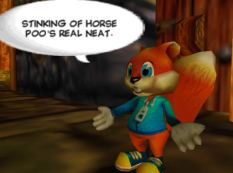 Conker's Bad Fur Day N64 110