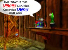 Conker's Bad Fur Day N64 120