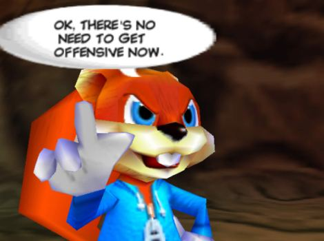 Conker's Bad Fur Day N64 133