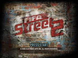 FIFA Street 2 XBox 001