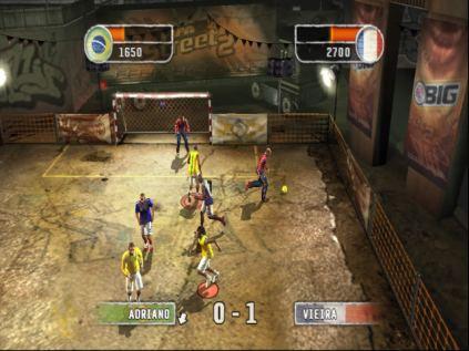 FIFA Street 2 XBox 012
