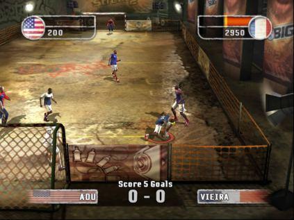 FIFA Street 2 XBox 020