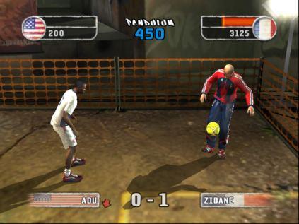 FIFA Street 2 XBox 023