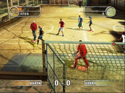 FIFA Street 2 XBox 078