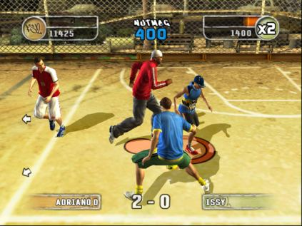 FIFA Street 2 XBox 086