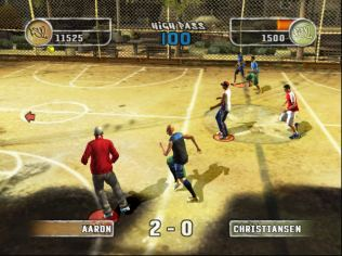 FIFA Street 2 XBox 087