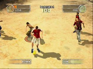 FIFA Street 2 XBox 099