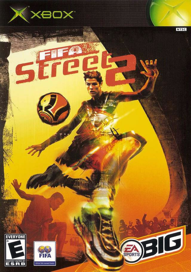 FIFA-Street-2-XBox